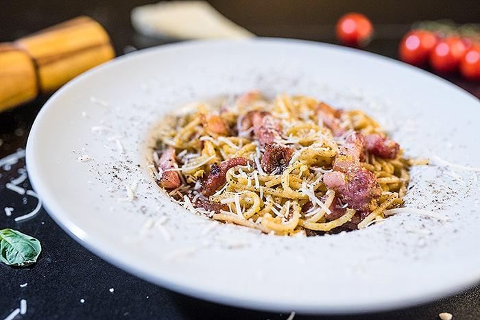 spaghete carbonara originale