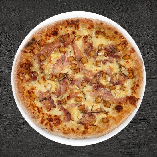 pizza paiesana